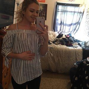 Shoulder shirt!